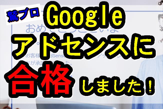 20190129160656 - Googleアドセンスに合格するまで(はてなブログ:鷲ブロの場合)