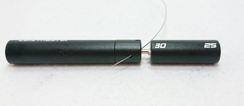 DSC 0117 scaled - Coil Master Coiling Tool V4(コイルマスター コイルジグ)を購入しました。(使い方も)