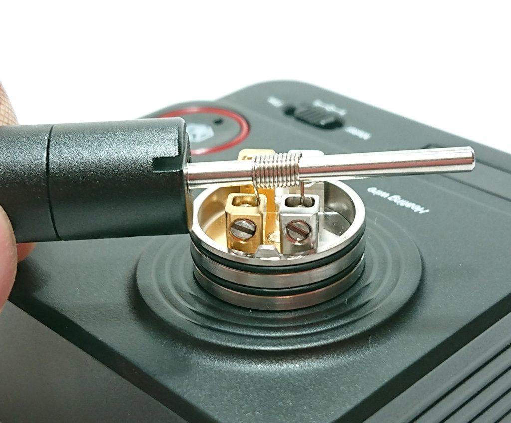 DSC 0120 - Coil Master Coiling Tool V4(コイルマスター コイルジグ)を購入しました。(使い方も)