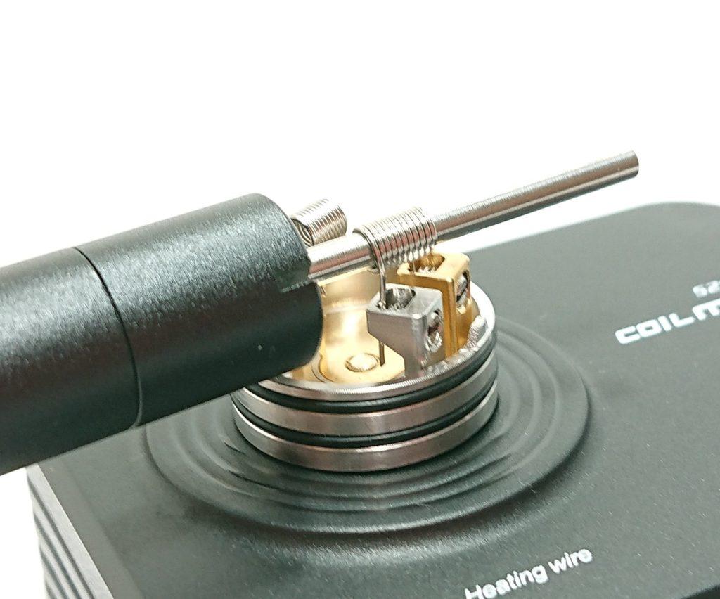 DSC 0123 - Coil Master Coiling Tool V4(コイルマスター コイルジグ)を購入しました。(使い方も)