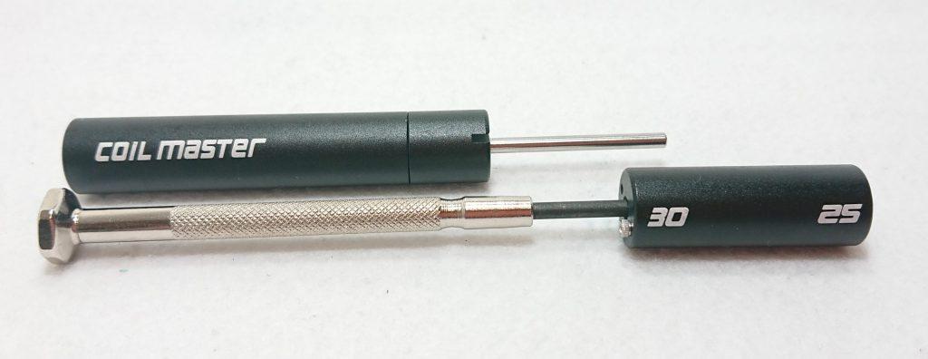 DSC 0152 scaled - Coil Master Coiling Tool V4(コイルマスター コイルジグ)を購入しました。(使い方も)