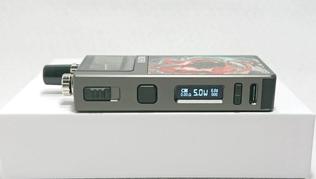 DSC 0011 - 【LOST VAPE (ロストベイプ)】ORION Q-ULTRA Starter Kit (オリオン キューウルトラ スターターキット)をレビュー!~RBAもするよ!~