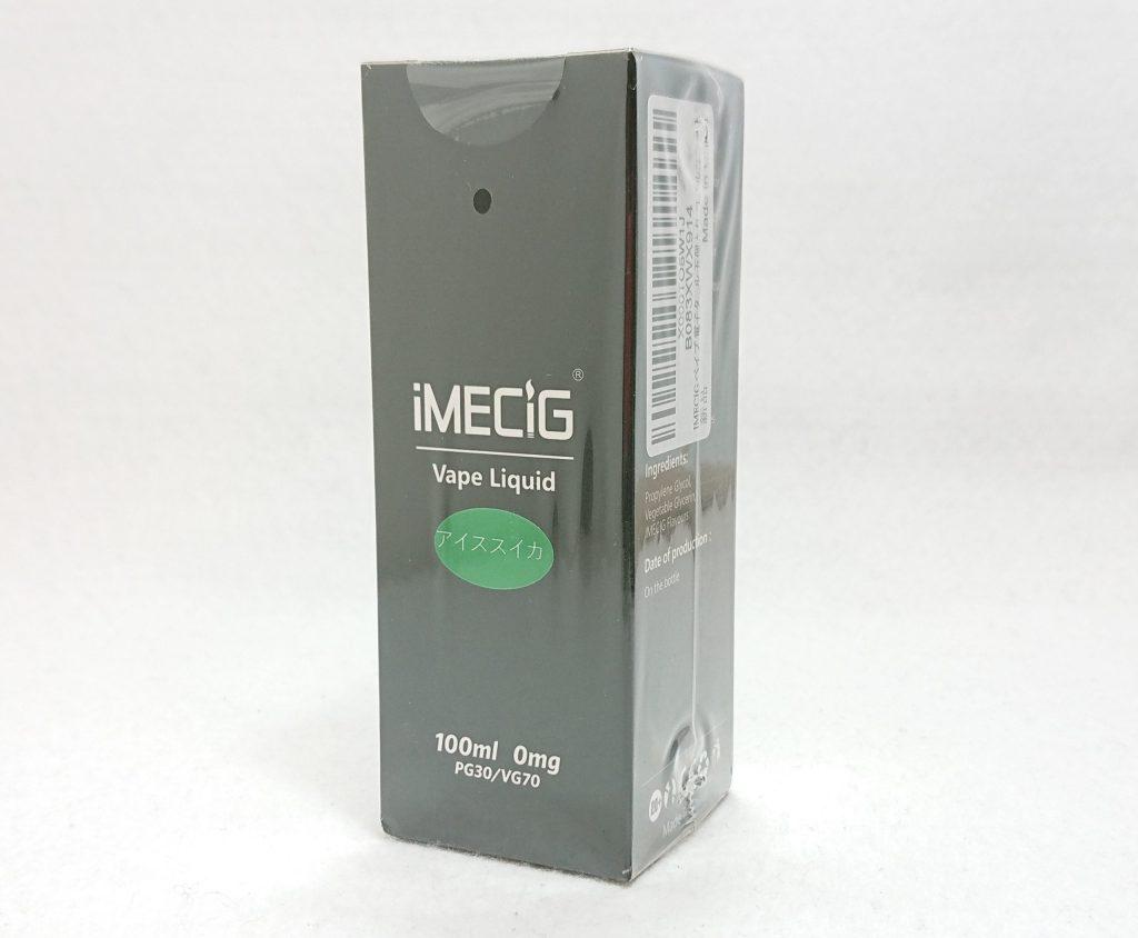 DSC 0086 scaled - 【iMECiG】アイススイカを購入しました【100mlリキッド】