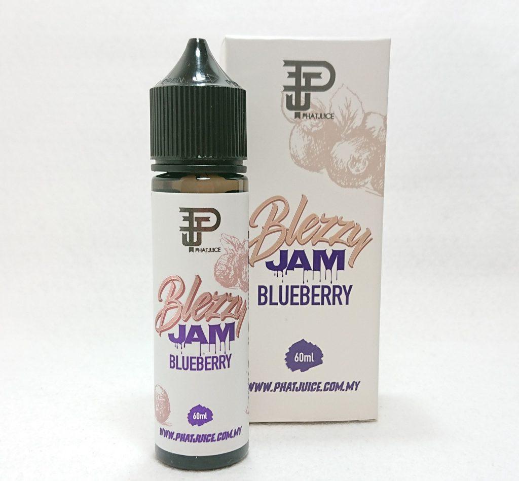 DSC 0098 scaled - 【PhatJuice(ファットジュース)】Blezzy Blueberry(ブレジージャムブルーベリー)を購入しました!