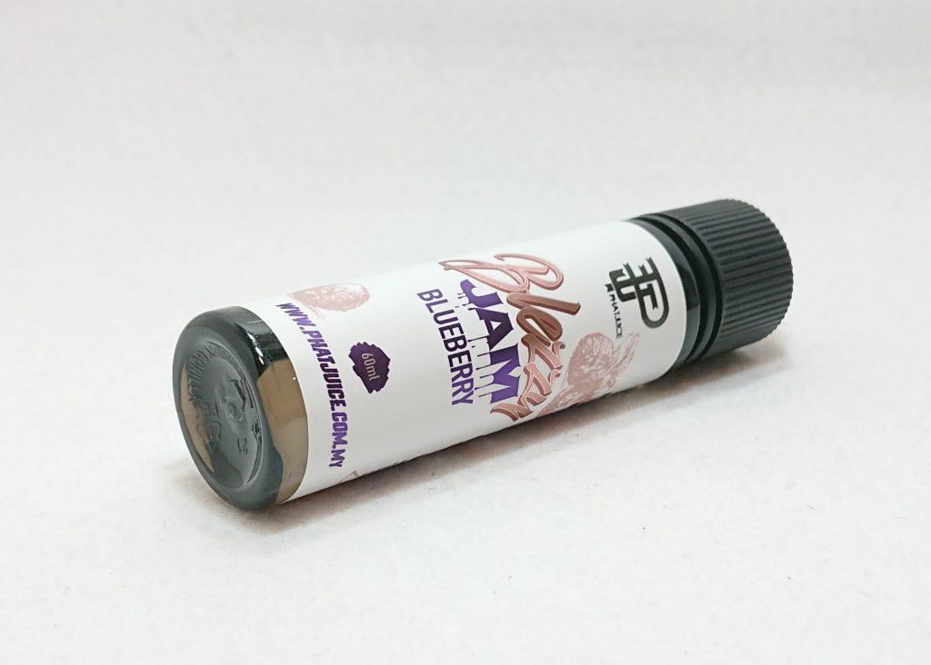 DSC 0099 - 【PhatJuice(ファットジュース)】Blezzy Blueberry(ブレジージャムブルーベリー)を購入しました!