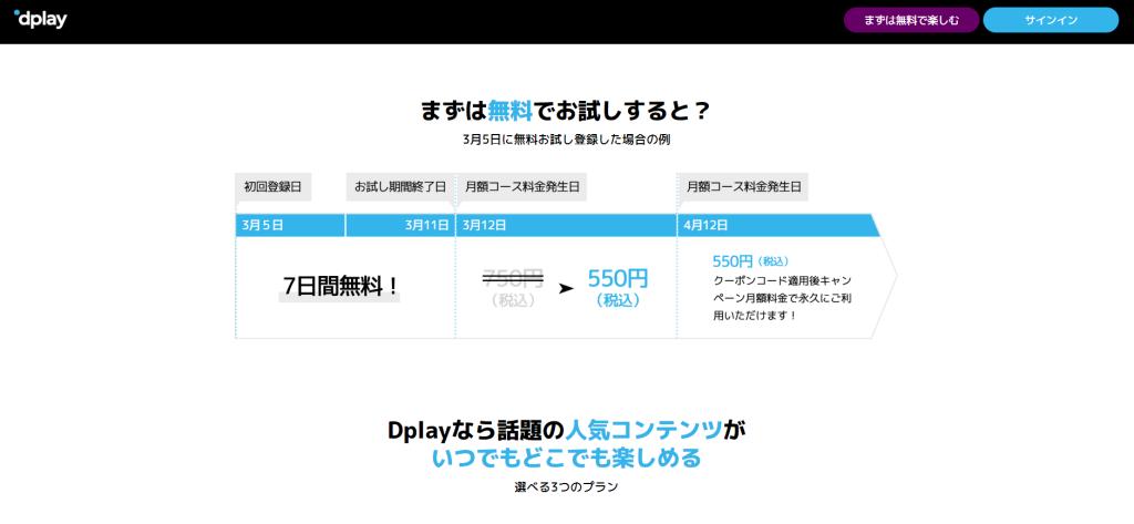132 - ディスカバリーチャンネルが提供する新しい動画配信サービス【Dplay】に有料登録してみました!