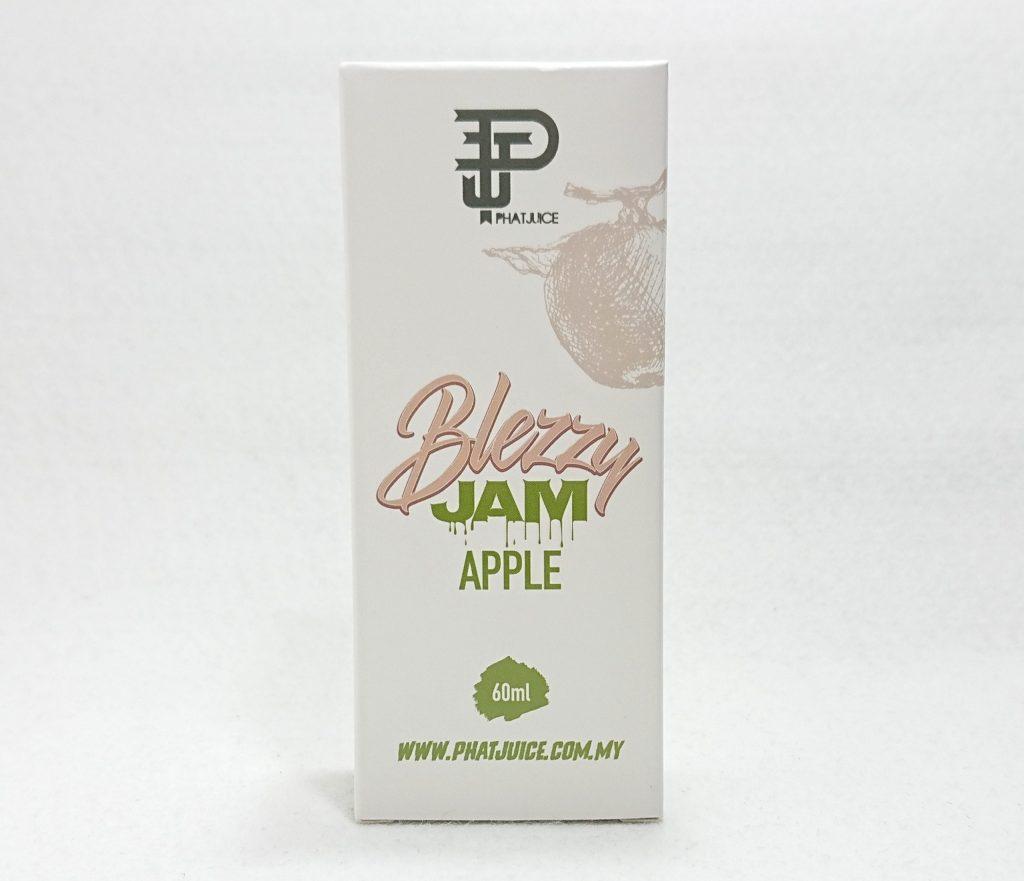 DSC 0001 scaled - 【PhatJuice(ファットジュース)】Blezzy Jam Apple(ブレジージャムアップル)を購入しました!