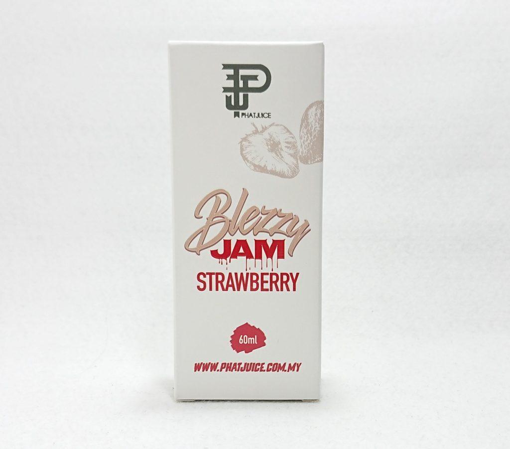 DSC 0015 - 【PhatJuice(ファットジュース)】Blezzy Jam Strawberry(ブレジージャムストロベリー)を購入しました!