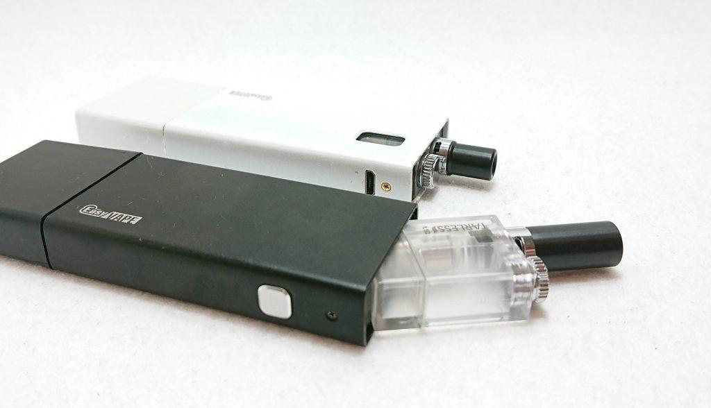 DSC 0025 1 scaled - ターレスプラスのカートリッジがパワーアップ!メッシュコイル搭載で味や耐久性もレベルアップ!