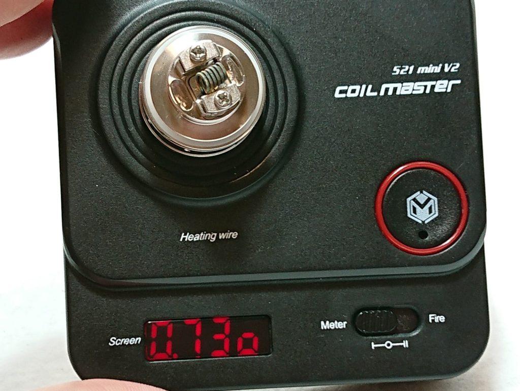 DSC 0043 - 【WOTOFO(ウォトフォ)】COG MTL RTA (コッグ)をレビュー!~歯車ギミックのエアフローコントロール~