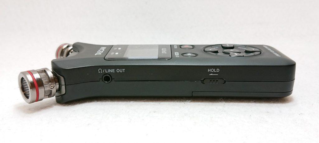 DSC 0010 2 scaled - 【TASCAM( タスカム)】PCMレコーダー 『DR-07X』を開封!…と軽くレビュー