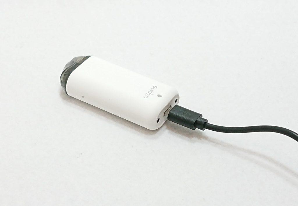 DSC 0008 1 - 【Aspire (アスパイア)】Minican (ミニカン)をレビュー!~超コンパクトなのに濃厚な味が出るPOD型デバイス~