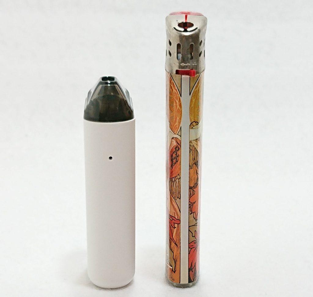 DSC 0010 1 - 【Aspire (アスパイア)】Minican (ミニカン)をレビュー!~超コンパクトなのに濃厚な味が出るPOD型デバイス~