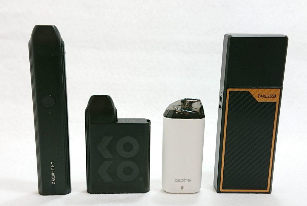 DSC 0011 1 scaled - 【Aspire (アスパイア)】Minican (ミニカン)をレビュー!~超コンパクトなのに濃厚な味が出るPOD型デバイス~