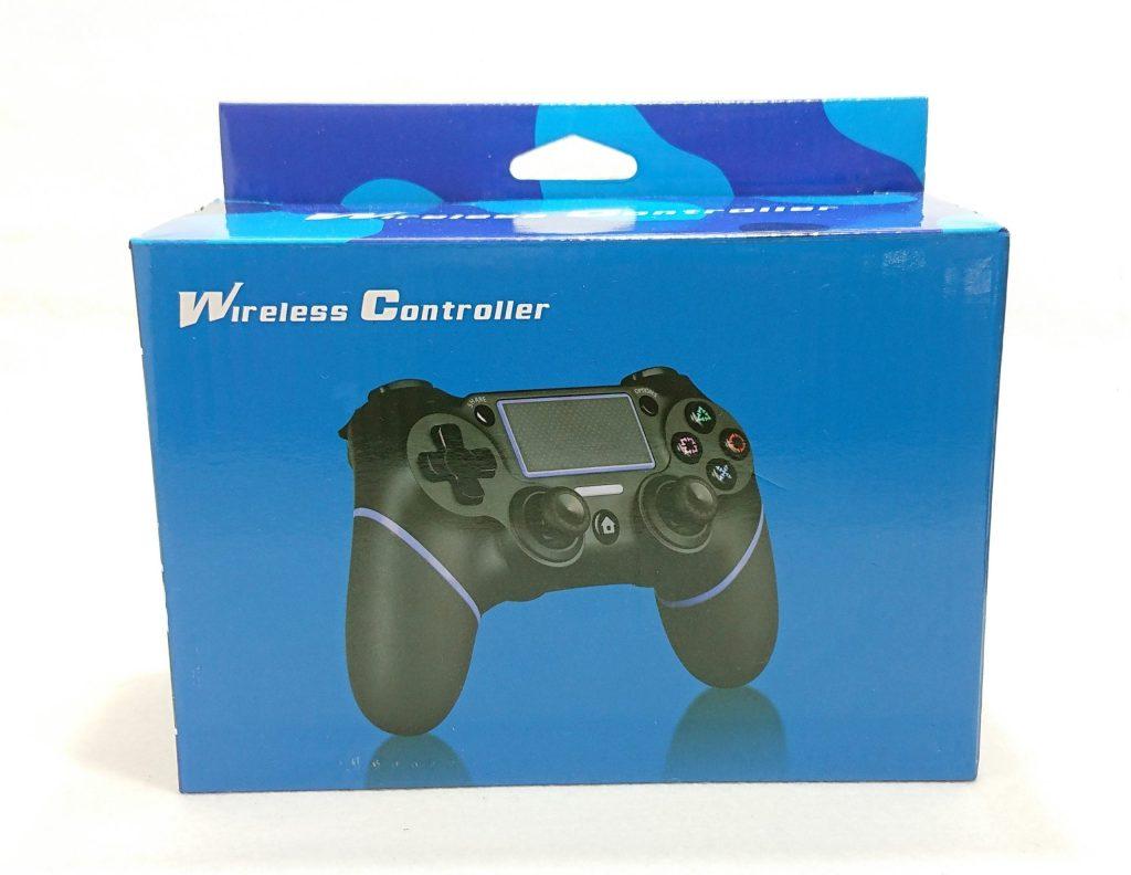 DSC 0021 1 scaled - PS4のコントローラーが壊れたけど純正品は高いので、PS4互換機のコントローラーを購入!
