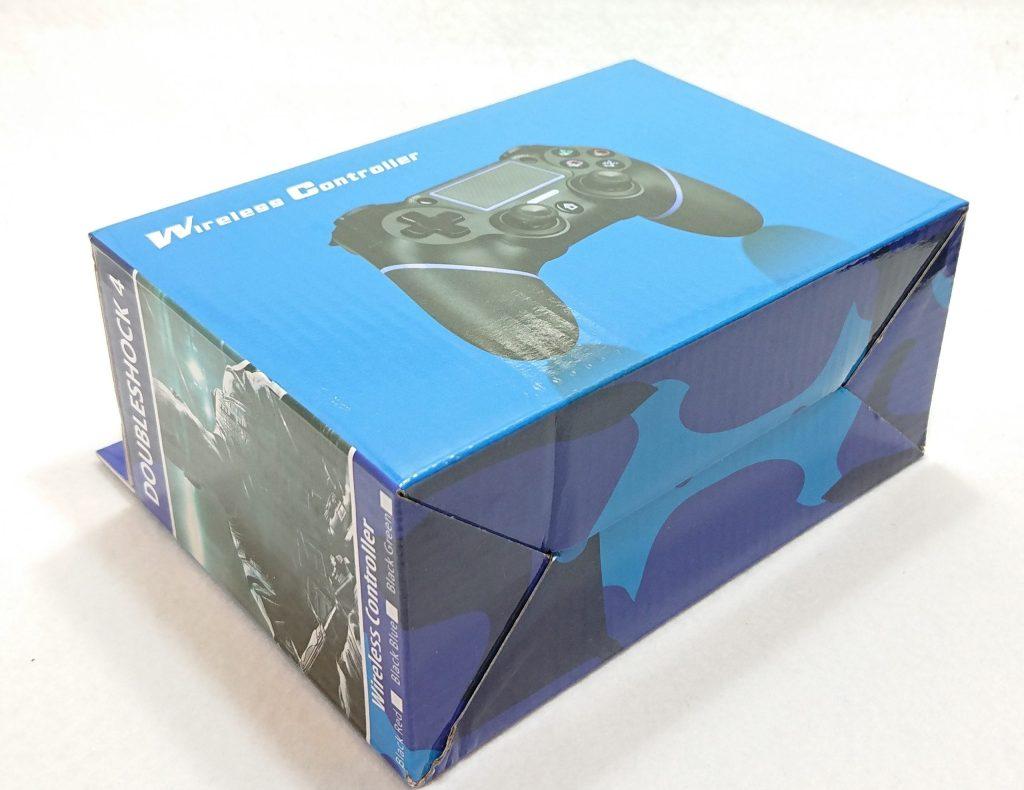 DSC 0022 1 scaled - PS4のコントローラーが壊れたけど純正品は高いので、PS4互換機のコントローラーを購入!