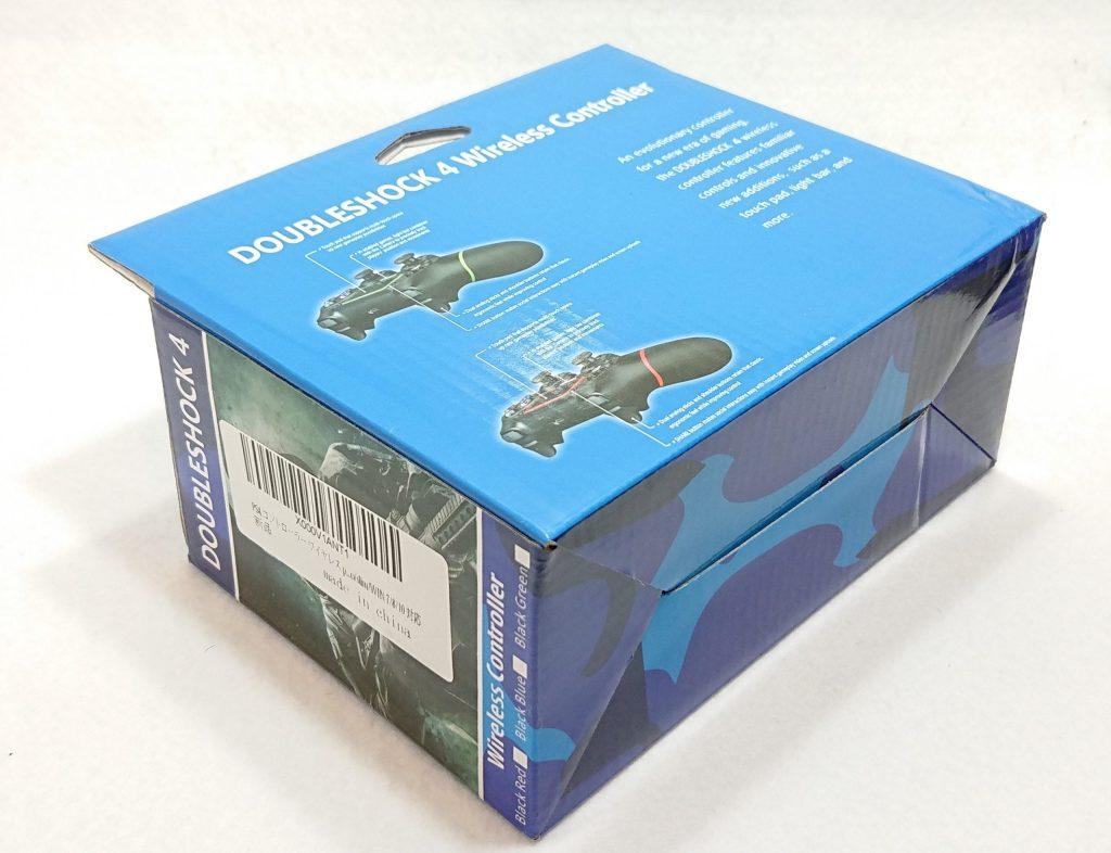 DSC 0023 1 scaled - PS4のコントローラーが壊れたけど純正品は高いので、PS4互換機のコントローラーを購入!