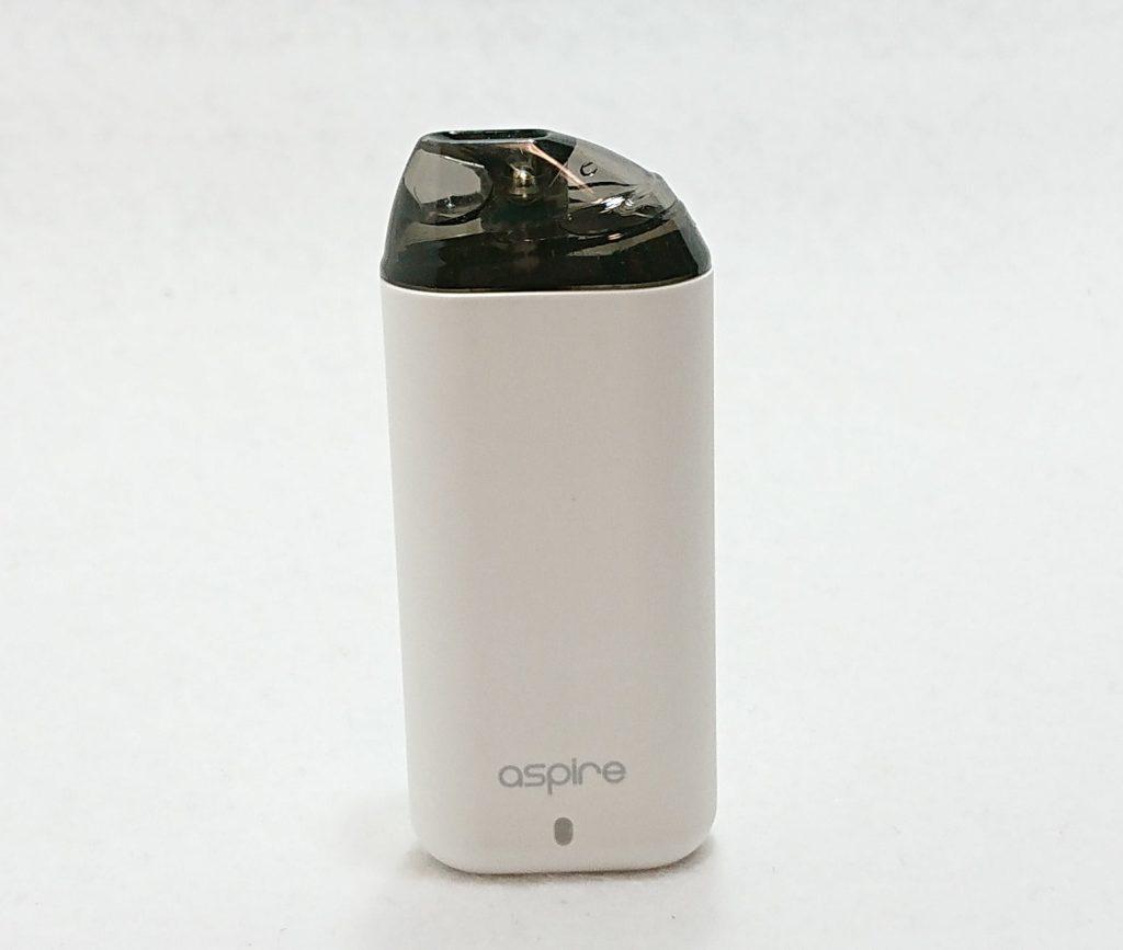 DSC 0024 - 【Aspire (アスパイア)】Minican (ミニカン)をレビュー!~超コンパクトなのに濃厚な味が出るPOD型デバイス~