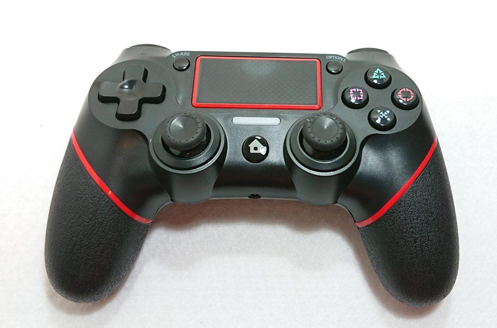 DSC 0025 1 scaled - PS4のコントローラーが壊れたけど純正品は高いので、PS4互換機のコントローラーを購入!