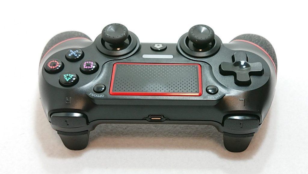 DSC 0026 1 scaled - PS4のコントローラーが壊れたけど純正品は高いので、PS4互換機のコントローラーを購入!