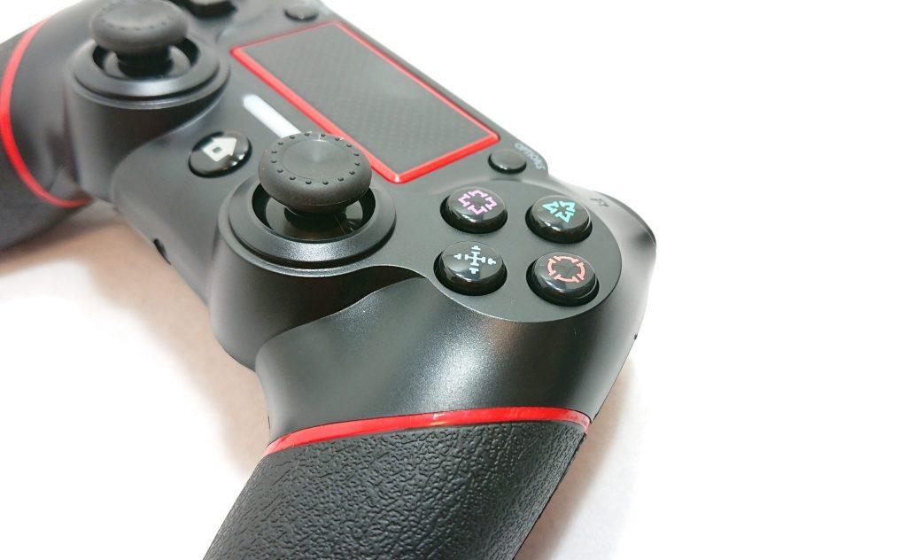 DSC 0029 1 scaled - PS4のコントローラーが壊れたけど純正品は高いので、PS4互換機のコントローラーを購入!