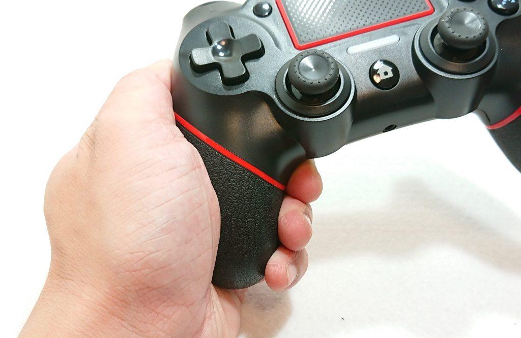 DSC 0031 1 scaled - PS4のコントローラーが壊れたけど純正品は高いので、PS4互換機のコントローラーを購入!
