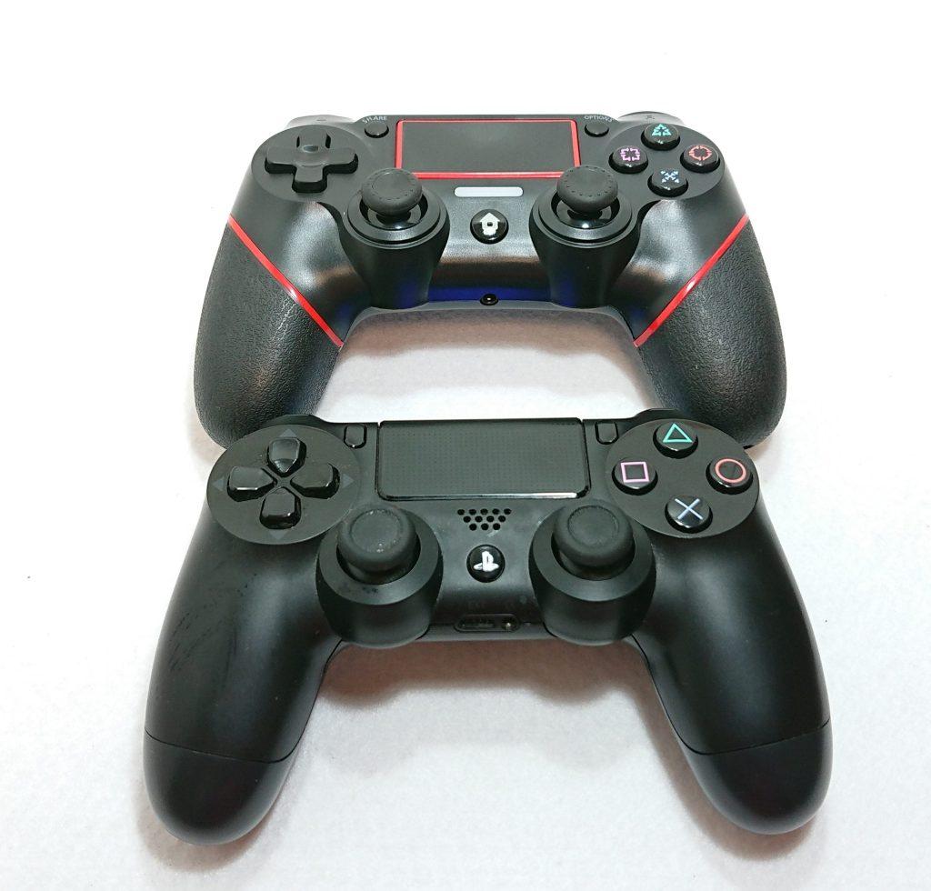DSC 0033 1 scaled - PS4のコントローラーが壊れたけど純正品は高いので、PS4互換機のコントローラーを購入!