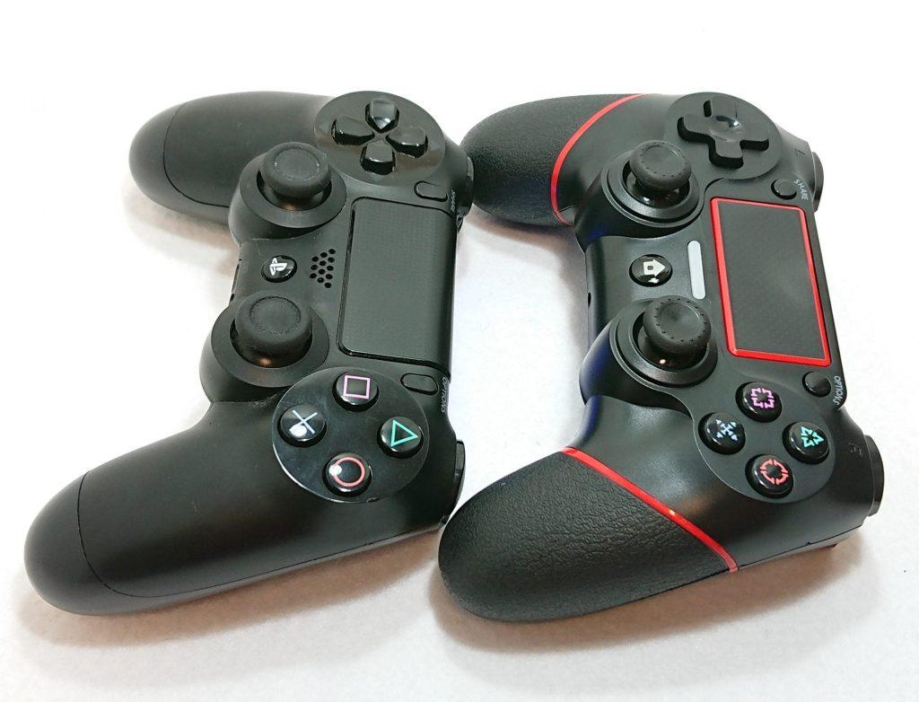 DSC 0034 1 scaled - PS4のコントローラーが壊れたけど純正品は高いので、PS4互換機のコントローラーを購入!