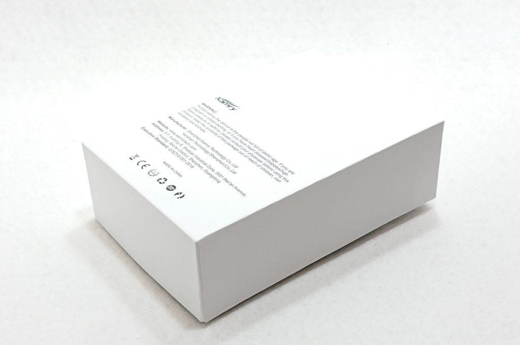 DSC 0015 1 - 【Kamry (カムリー)】Ploobox V3 (カムリー プルーボックス)をレビュー!~使い勝手が良いプルームテックプラス互換機~
