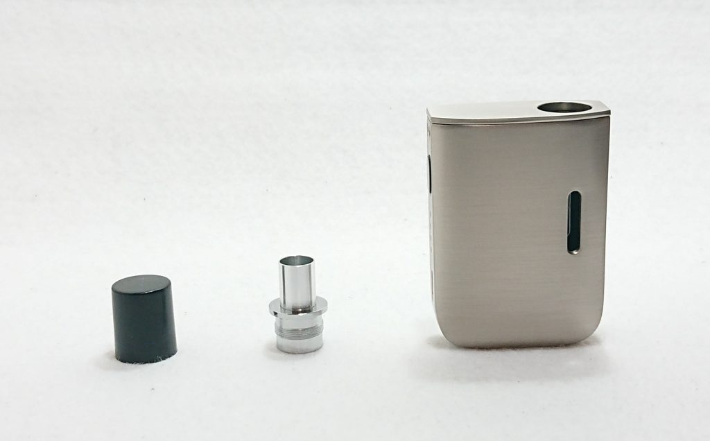 DSC 0020 1 - 【Kamry (カムリー)】Ploobox V3 (カムリー プルーボックス)をレビュー!~使い勝手が良いプルームテックプラス互換機~