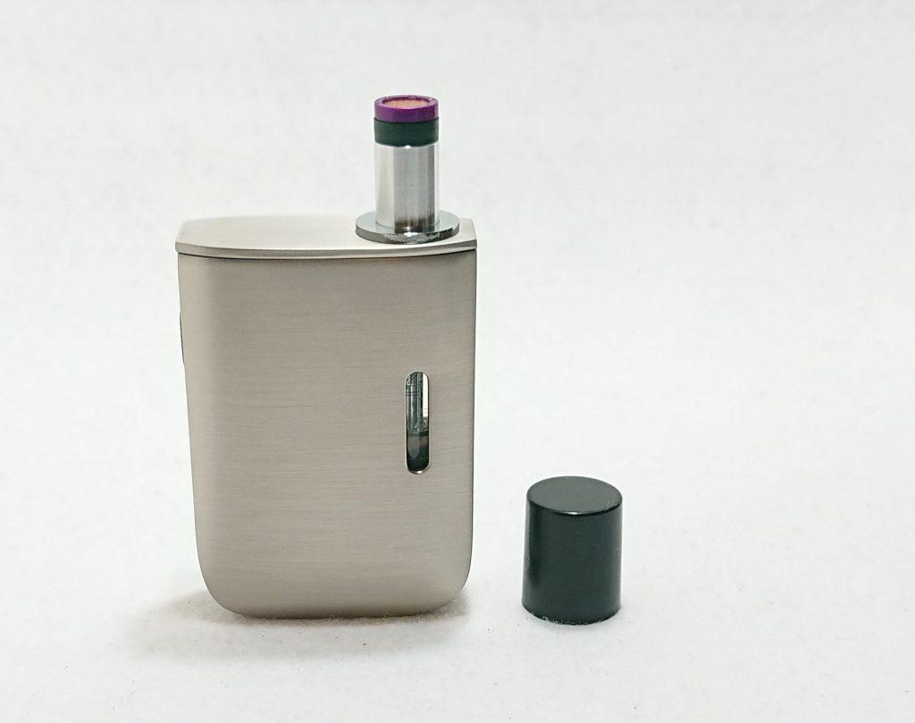DSC 0042 - 【Kamry (カムリー)】Ploobox V3 (カムリー プルーボックス)をレビュー!~使い勝手が良いプルームテックプラス互換機~
