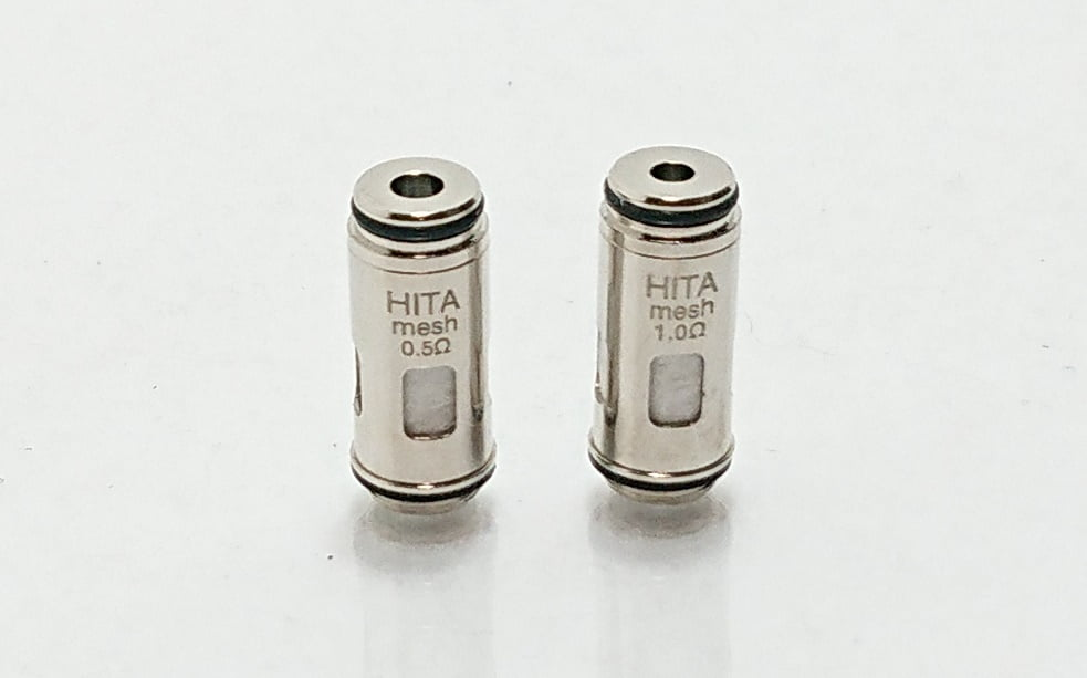 DSC 0068 - 【ASVAPE (アズベイプ)】Hita Mech Pod System Kit (ヒタ メカ ポッドシステム)をレビュー!~初心者も安心なAIOセミメカPOD~