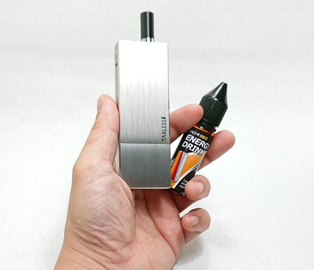 DSC 0019 2 - 【ベプログ】プルリキNEO ソーダ・エナドリをレビュー!~ターレスプラスに最適なベプログ×MK Labのオリジナルリキッド~