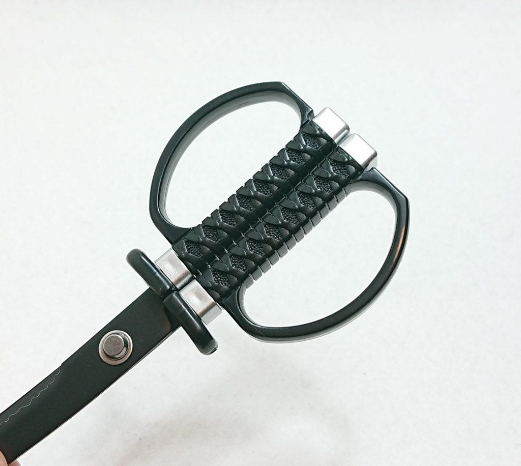 DSC 0065 1 - 【ニッケン刃物】『忍者刀』って言う響きだけで買ったハサミ~忍者ってオッサンになっても憧れるよね!~
