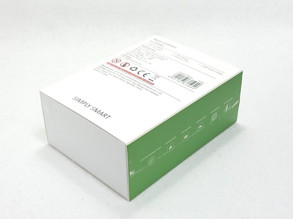 DSC 0071 - 【Eleaf 】PICO COMPAQ (ピコ コンパック)をレビュー!~PICOシリーズ待望のPOD型デバイス~