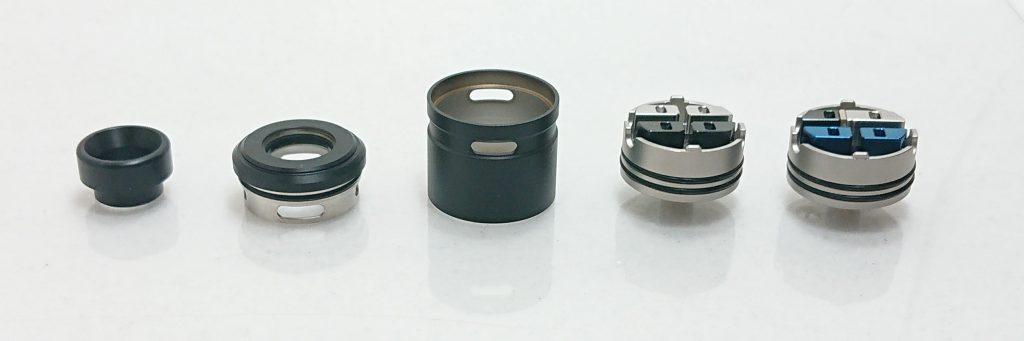 DSC 0078 1 - 【Mass Mods】AXIAL PRO RDA(25mm)を購入!~抵抗値が『倍』になる直列デッキ~