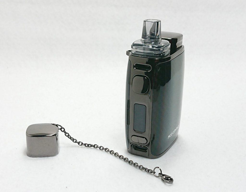 DSC 0080 - 【Eleaf 】PICO COMPAQ (ピコ コンパック)をレビュー!~PICOシリーズ待望のPOD型デバイス~