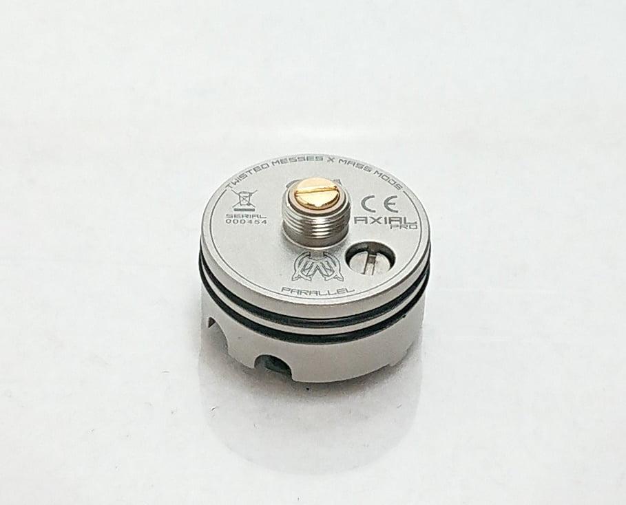 DSC 0091 1 - 【Mass Mods】AXIAL PRO RDA(25mm)を購入!~抵抗値が『倍』になる直列デッキ~