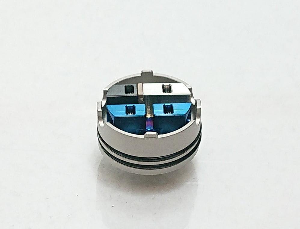 DSC 0093 1 - 【Mass Mods】AXIAL PRO RDA(25mm)を購入!~抵抗値が『倍』になる直列デッキ~