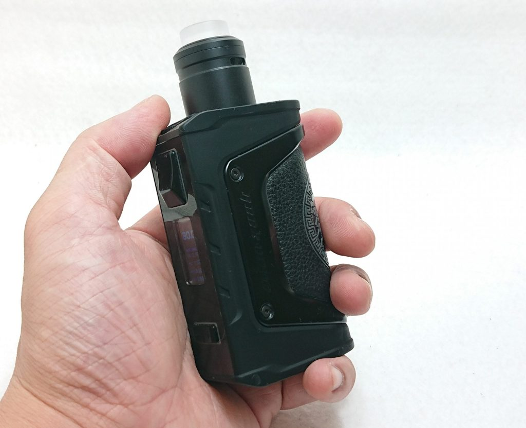 DSC 0102 1 scaled - 【Mass Mods】AXIAL PRO RDA(25mm)を購入!~抵抗値が『倍』になる直列デッキ~