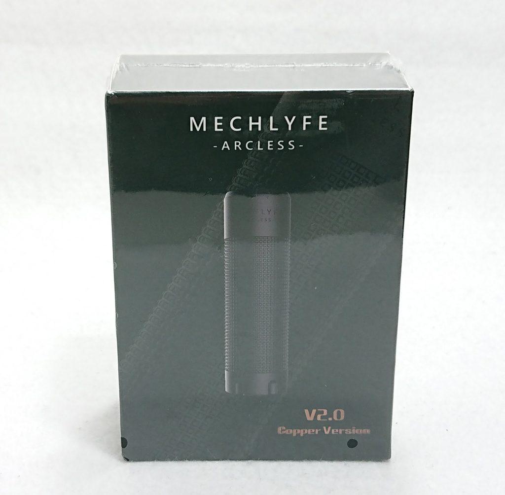 DSC 0150 - 【Mechlyfe】 Arcless V2.0 Mech Mod Copper Versionを購入!~21700バッテリーにも対応のメカニカルMODなんだけど…~
