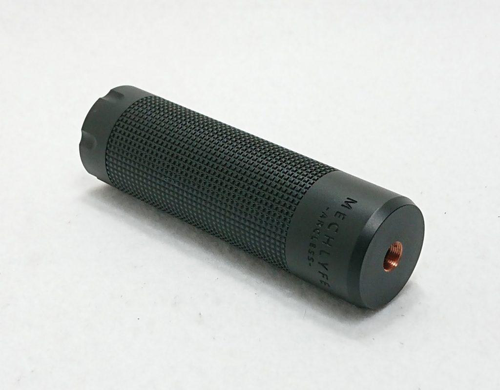 DSC 0157 - 【Mechlyfe】 Arcless V2.0 Mech Mod Copper Versionを購入!~21700バッテリーにも対応のメカニカルMODなんだけど…~