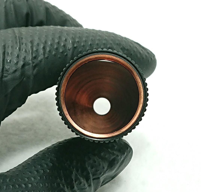 DSC 0159 - 【Mechlyfe】 Arcless V2.0 Mech Mod Copper Versionを購入!~21700バッテリーにも対応のメカニカルMODなんだけど…~