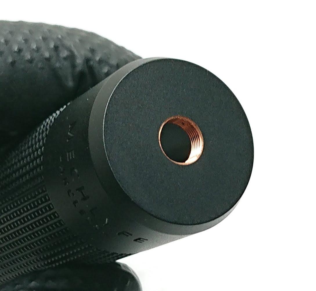 DSC 0161 - 【Mechlyfe】 Arcless V2.0 Mech Mod Copper Versionを購入!~21700バッテリーにも対応のメカニカルMODなんだけど…~