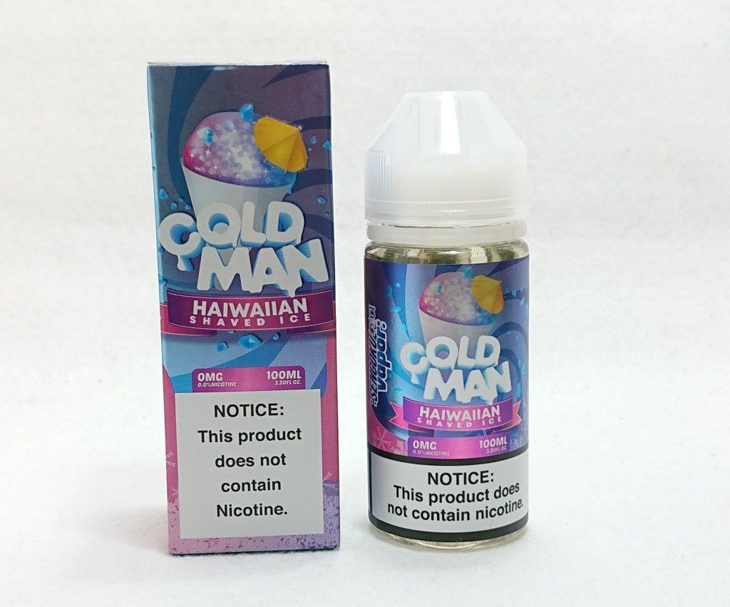 DSC 0221 - 【SENGOKU VAPOR】COLD MAN ハワイアンシェイブアイス~フレッシュフルーツな100mlリキッド~