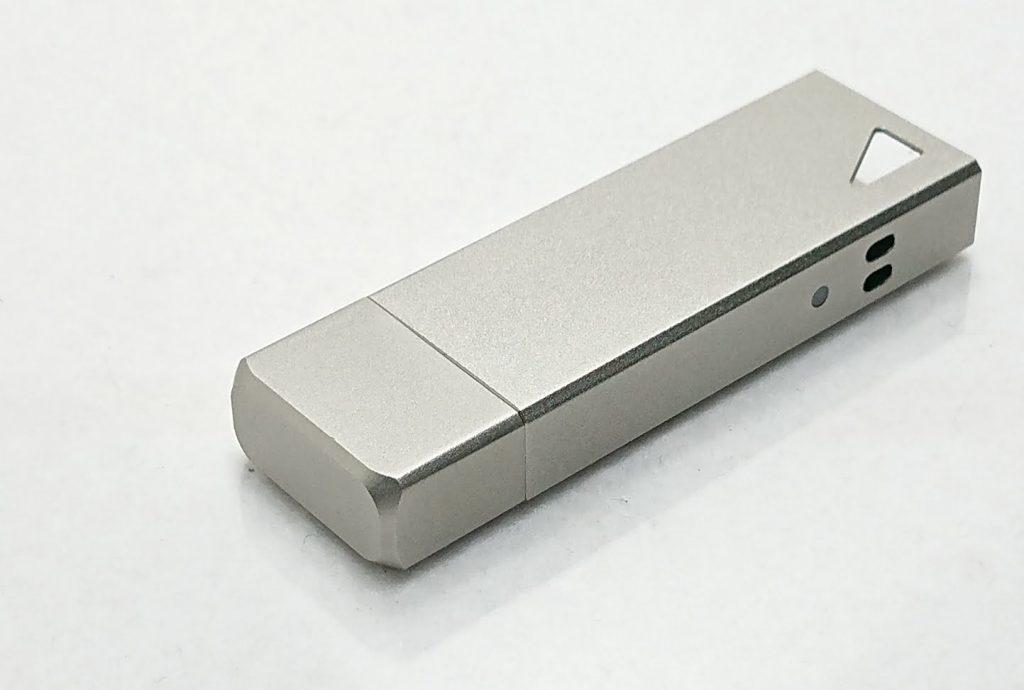 DSC 0012 3 - 【TARLESS】TARLESS ZERO(ターレスゼロ)をレビュー!~リモートワーク専用?の超小型のPOD型デバイス~