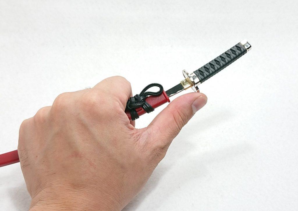 DSC 0018 scaled - 【ニッケン刃物】紙切小刀(ペーパーナイフ) 明智光秀モデルを購入しました!