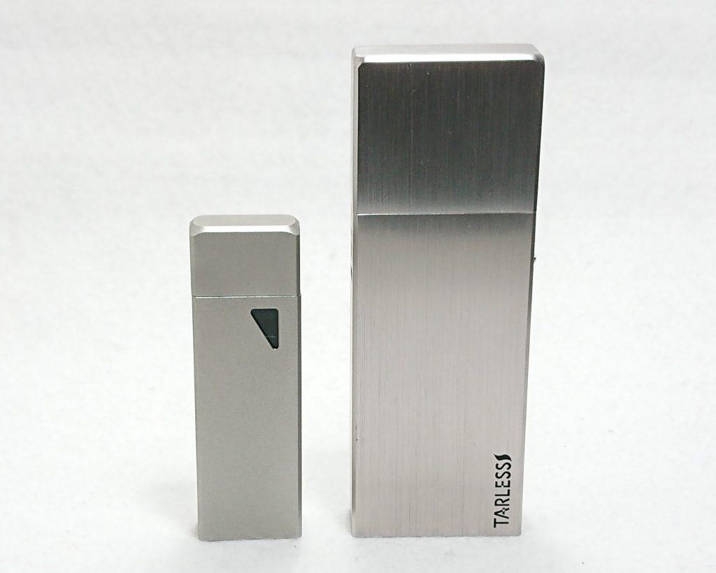 DSC 0030 2 - 【TARLESS】TARLESS ZERO(ターレスゼロ)をレビュー!~リモートワーク専用?の超小型のPOD型デバイス~