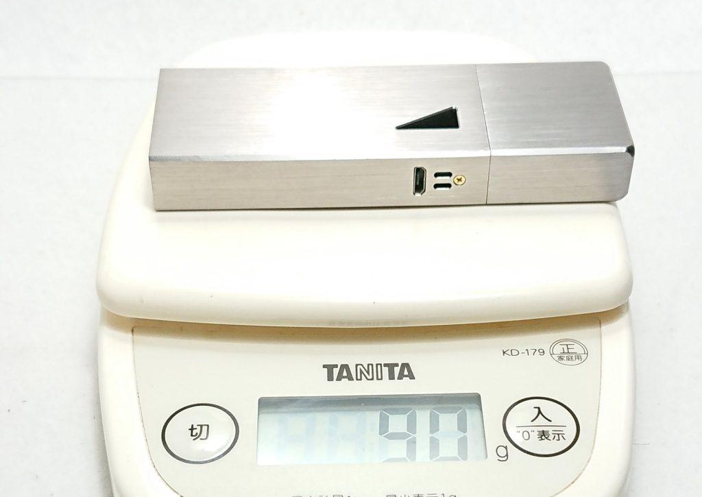 DSC 0035 2 - 【TARLESS】TARLESS ZERO(ターレスゼロ)をレビュー!~リモートワーク専用?の超小型のPOD型デバイス~