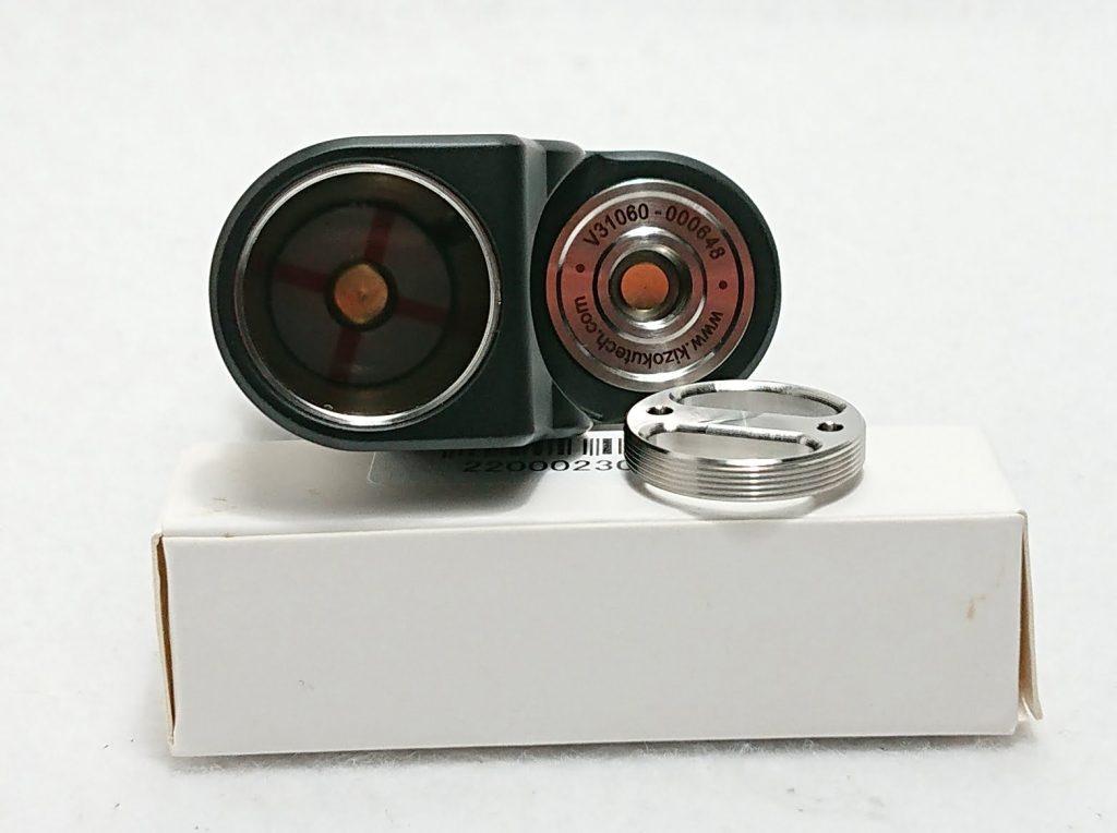 DSC 0062 1 - 【KIZOKU】TECH MOD (キゾク テック モッド)をレビュー!~フルメタル製のステルスMOD~